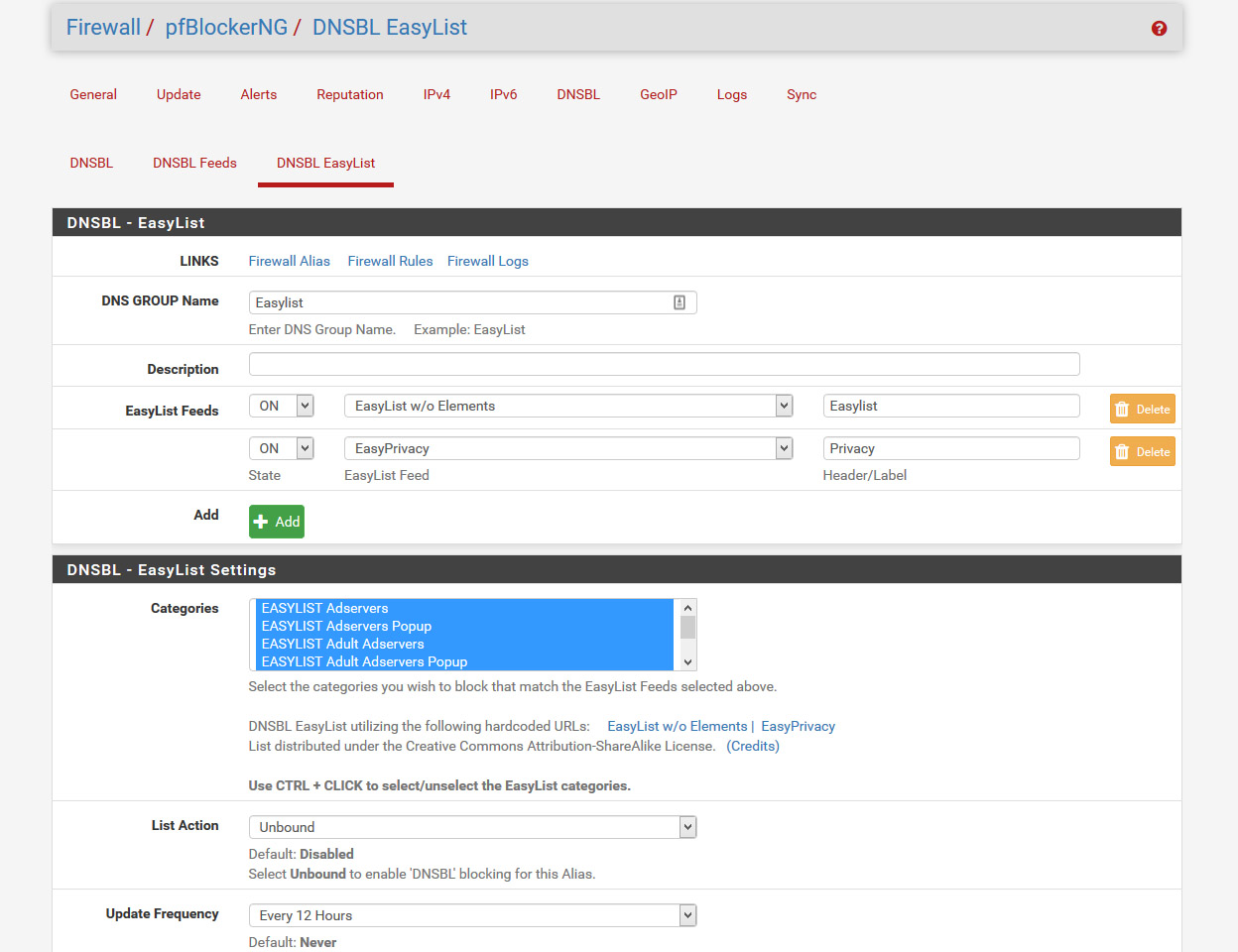 DNSBL on pfSense Tutorial – Laskowski-Tech